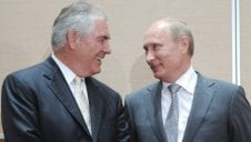 ExxonMobil Ceo Rex Tillerson Trumps Choice For Secy. Of State
