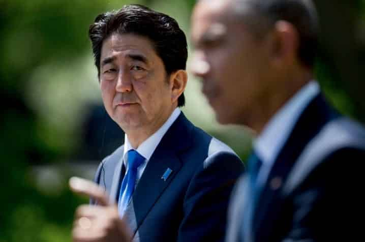 Japanese Prime Minister to Visit Pearl Harbor With Obama