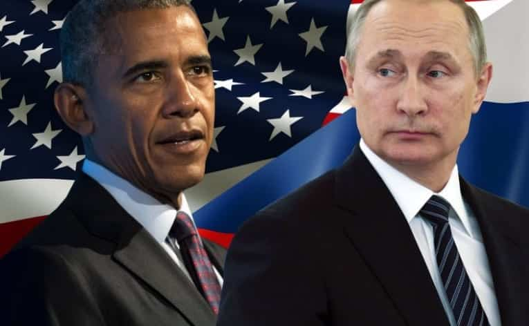 US Sanctions Russia Over Hacking Expels 35 Officials