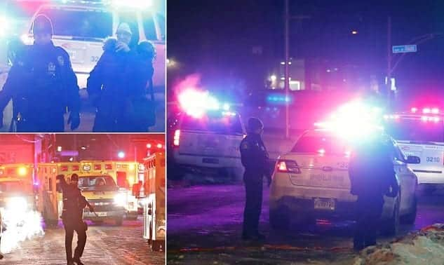 Mosque Shooting Live Stream Pinterest: 6 Killed In Shooting At Quebec City Mosque [VIDEO]