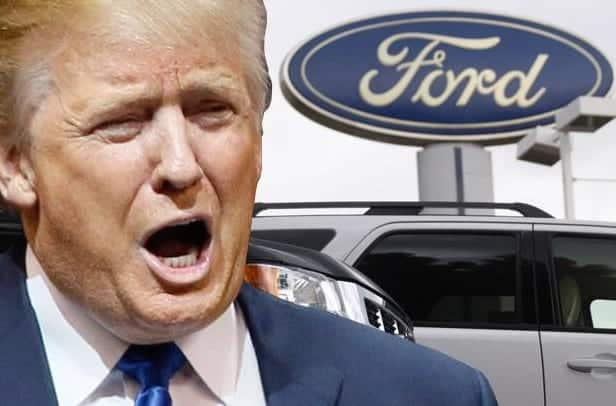 American Automakers To Meet With Trump Tuesday