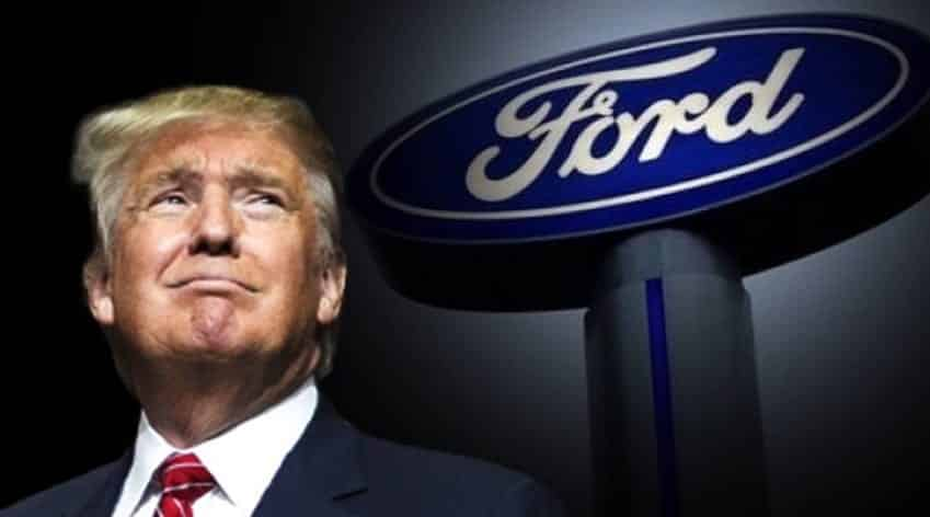 American Automakers To Meet With Trump Tuesday Lnc