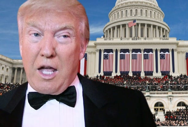 Donald Trump To Be Sworn In As 45th U.S. President Today WATCH LIVE