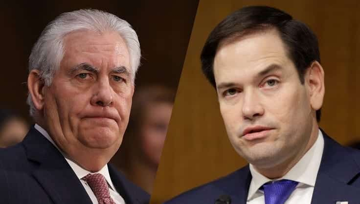 Marco RubioHell Support Rex Tillersons Nomination For Sec. Of State