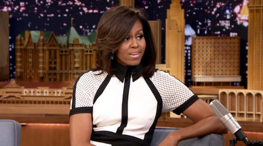 Michelle Obama To Appear On Tonight Show Wednesday