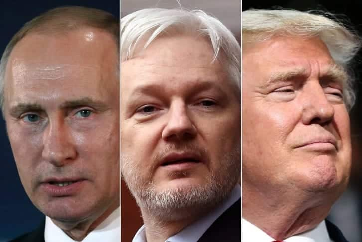 ReportRussians Who Leaked Emails Identified