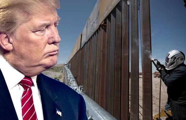 Trump Expected To Order Construction Of Mexican Border Wall