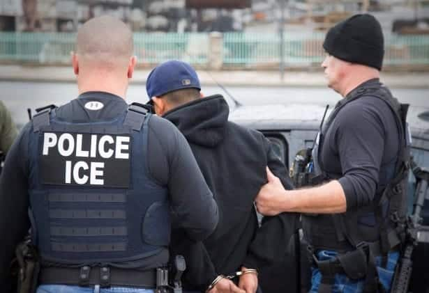 Hundreds Arrested InSurge Of Immigration Raids In At Least 6 States