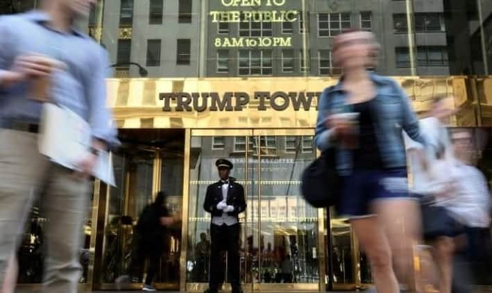 Pentagon Moves To Rent Space In Trump Tower