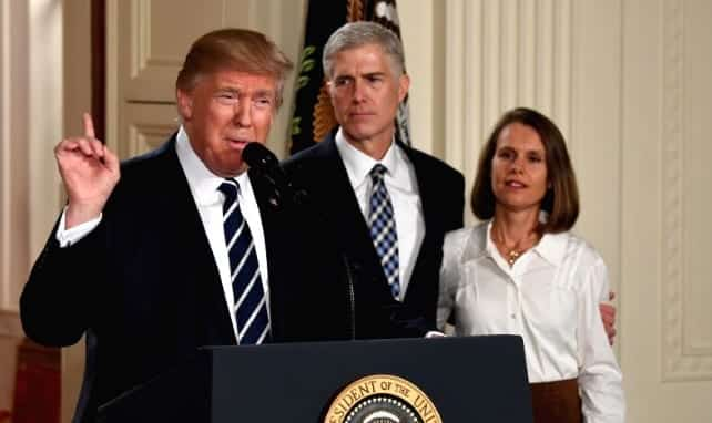 Trump Selects Judge Neil Gorsuch for SCOTUS