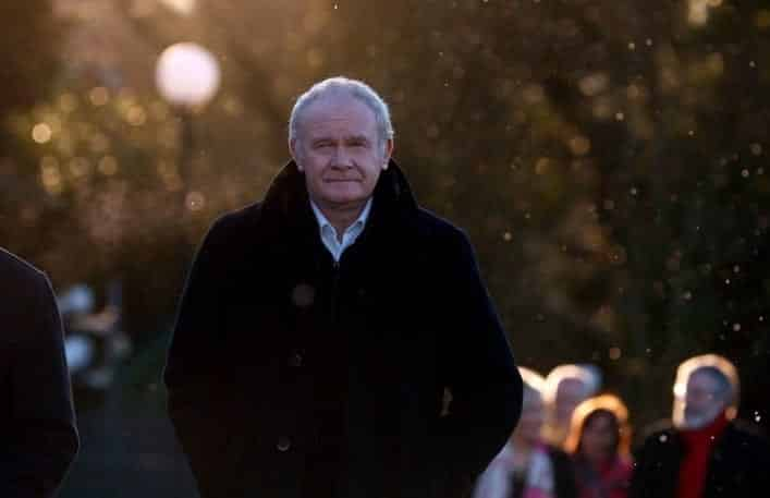 Former IRA Chief Martin McGuinness Dies at 66