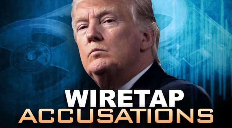 GOP LeaderNo Evidence Trump Was Wiretapped