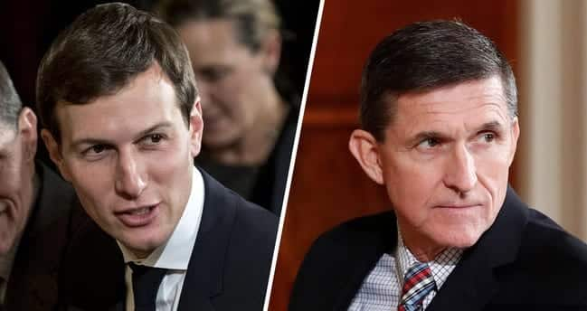 Kushner and Flynn Met With Russian Envoy in December