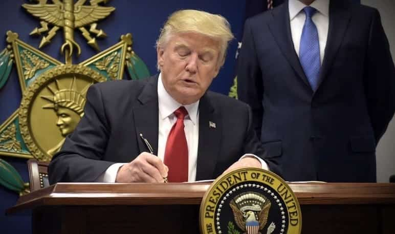 New Immigration Executive Order Expected Monday
