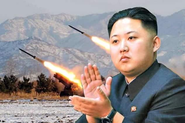 North Korea Fires 4 Projectiles Into Sea Of Japan
