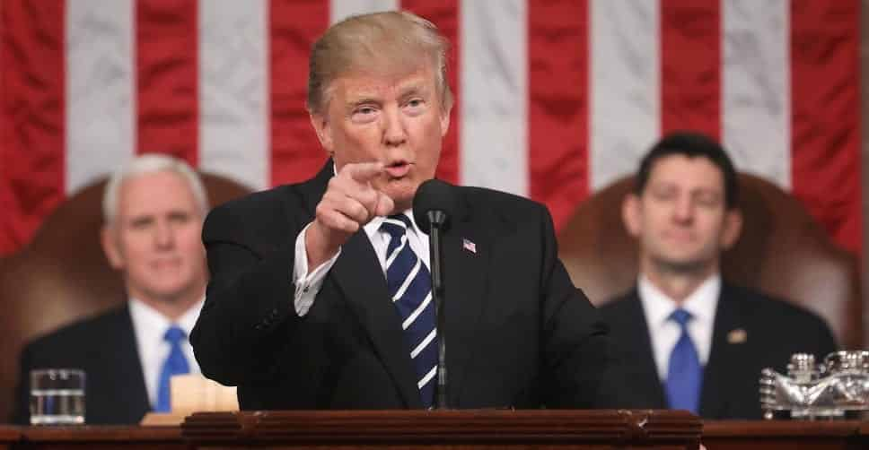 Read the EntireText of President Donald Trumps Speech to Congress