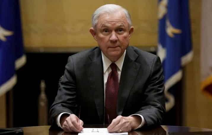 Sessions Used Campaign Funds for Trip to Meet With Russian Envoy