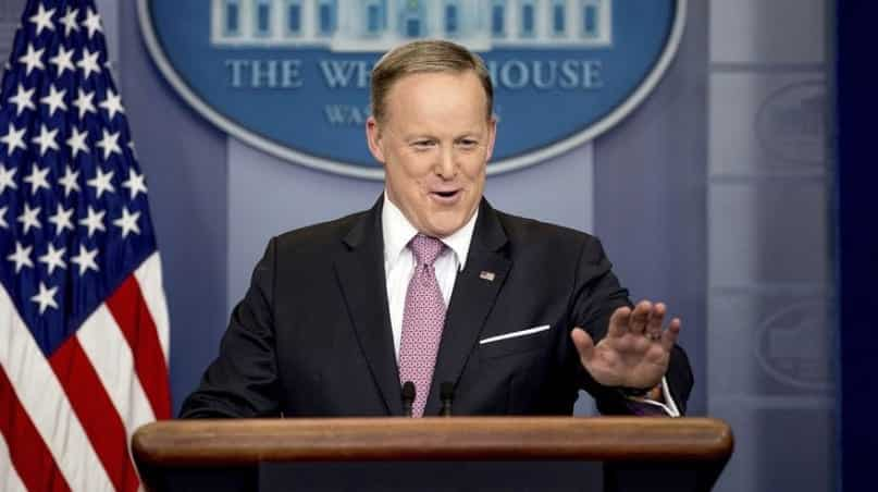 SpicerTrump Didnt Mean Wiretapping When He Tweeted About Wiretapping