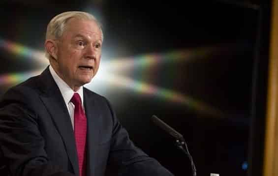 Top GOPers Urge Sessions To Recuse Himself After Russia Revelations