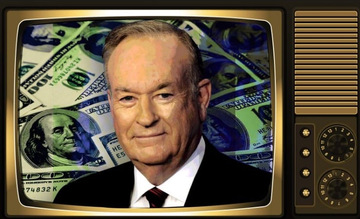20 Companies Pull OReilly Ads Over Sexual Assault