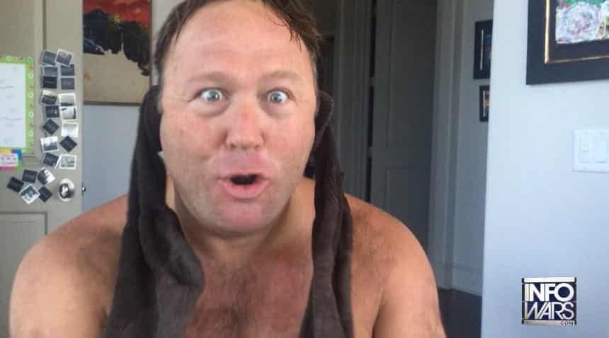 Alex Jones LawyerHes Playing a Character