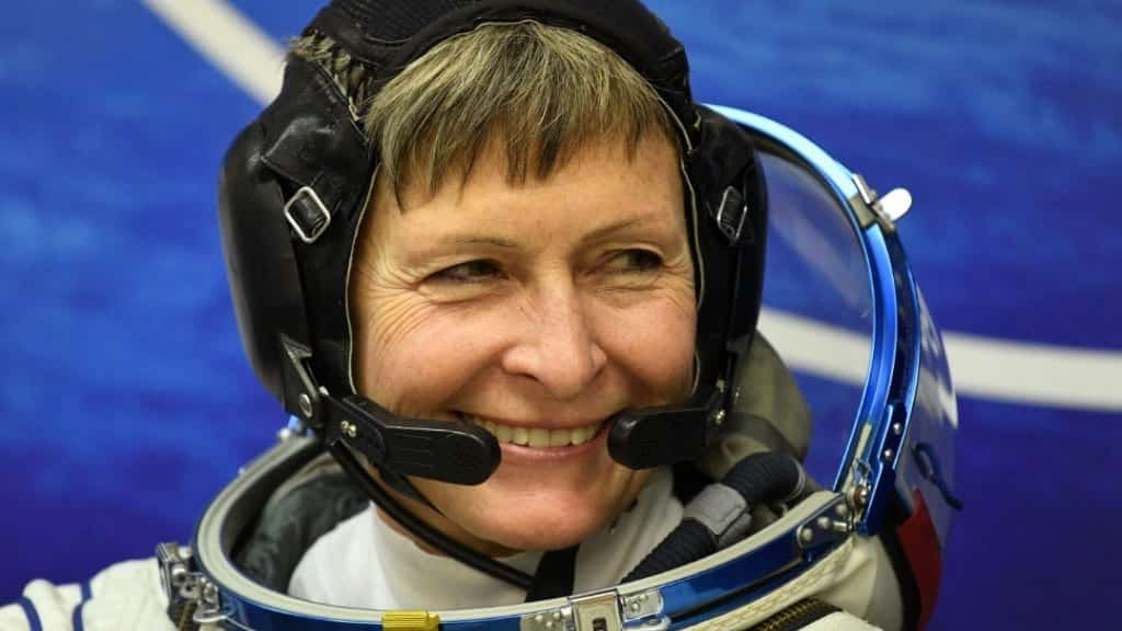 Astronaut Peggy Whitson Breaks Record In Space