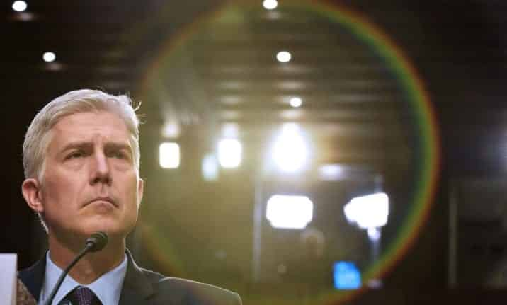 Democrats Successfully Filibuster Gorsuch Nomination
