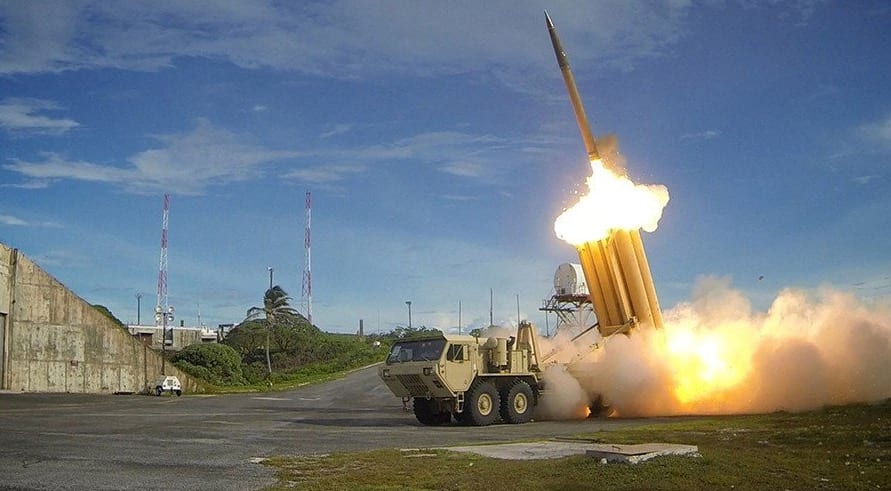 U.S. Starts Deploying Controversial Missile Defense System In SK