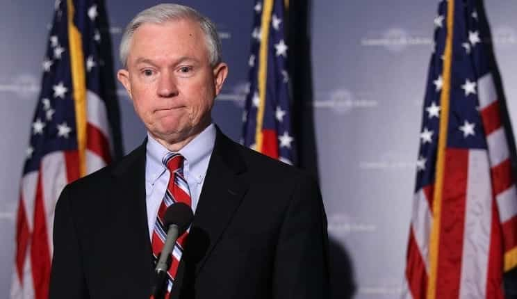 Attorney General Sessions Issues Tougher Drug Sentencing