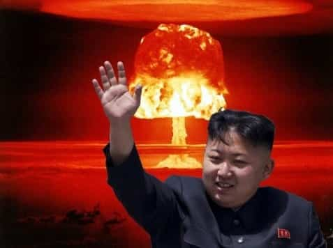 North Korea Says It Launched A Missile Capable Of Carrying A Nuclear Warhead