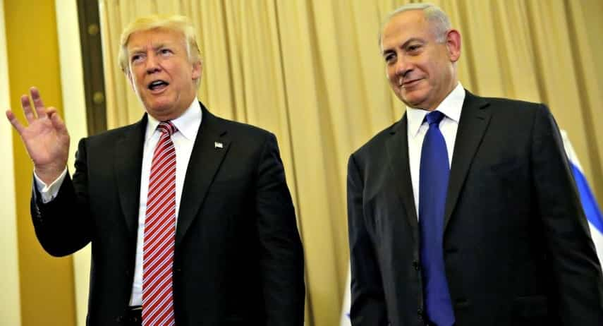 Trump Seems ToConfirm Israel Was Source Of Intel He Gave Russians