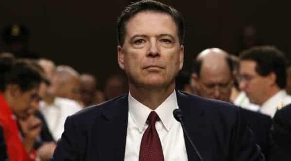 Comey Trump 'Defamed' Me and FBI With 'Lies Plain and Simple'