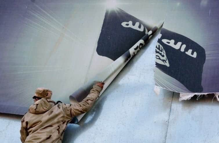 IraqDeclares ISIS Caliphate 'Has Fallen' Victory in Mosul
