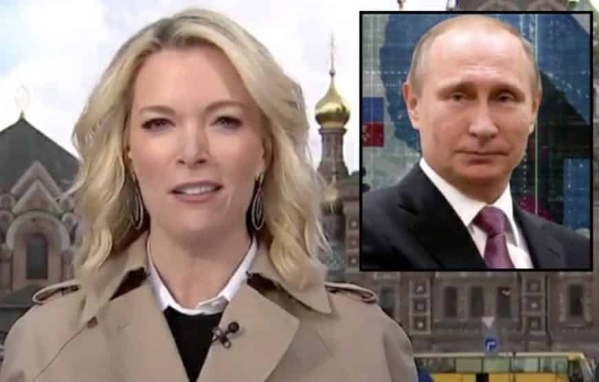 Putin To KellyA '3 Year Old Girl' Could've Hacked the U.S. Election