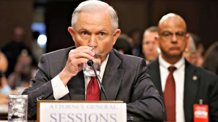 Sessions Dodges Questions On Kislyak Meeting Trump Talks In Senate Hearing