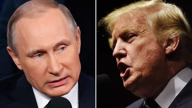 Trump Eager For Big Meeting With Putin In Germany