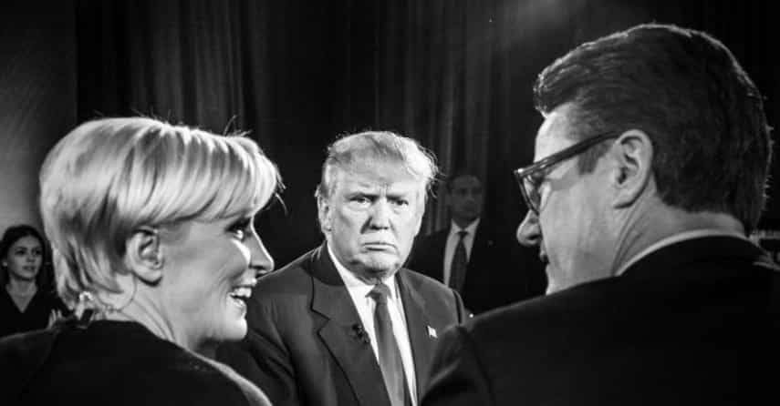 Trump Tweets Mika Was 'Bleeding Badly From a Face Lift'