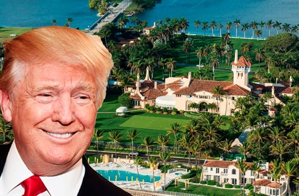 DHS To Turn Over Mar a Lago Visitor Logs