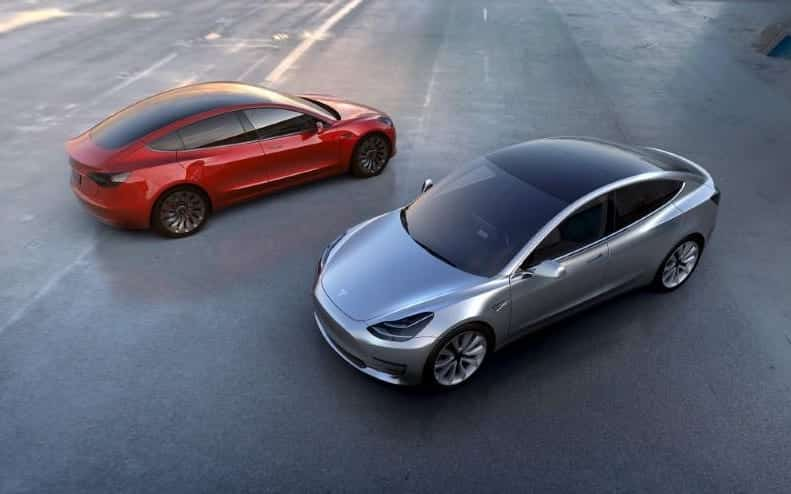 Musk Says Tesla Gearing Up To Make Its First Model 3