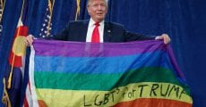 Trump Bans Transgender People From U.S Military