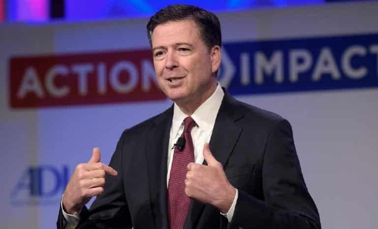James Comey To Take Lecture Post At Howard University