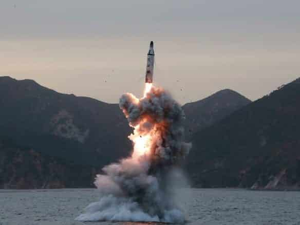 Report Russia Linked To North Korean Missile Advances