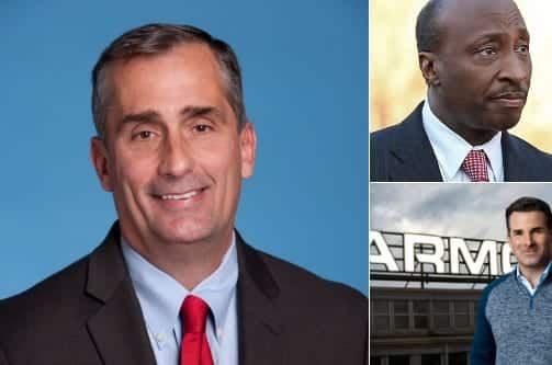 Three CEOs Quit Trumps Manufacturing Council After Charlottesville