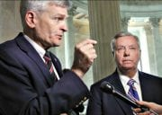 Republicans Rally For Last Ditch Attempt At Repealing ObamaCare