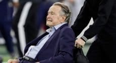 Second Woman Accuses George H.W. Bush Of Groping