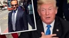 Team Trump Attacks 'Low Level' George Papadopoulos He Was the Coffee Boy