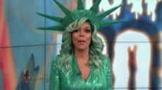 Wendy Williams Passes Out on Live TV VIDEO
