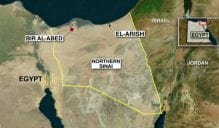 235 Killed In Bombing Ambush Attack At Mosque In Egypt