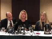 Heather Unruh Claims Kevin Spacey Sexually Assaulted Her Son