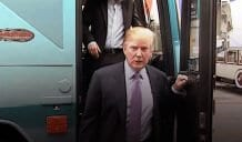 Report Trump Suggested 'Access Hollywood' Tape 'Not Authentic'